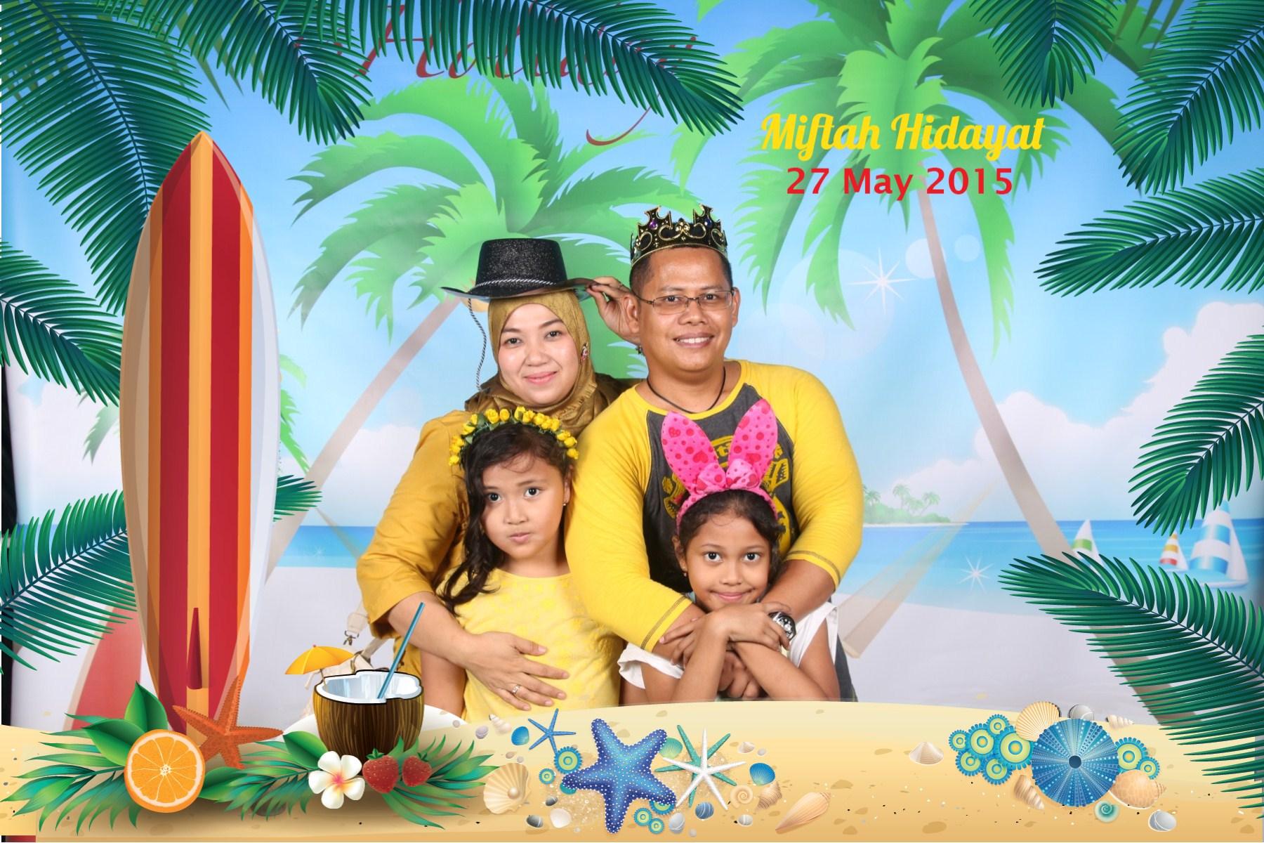 Birthday Miftah @CMYK Photobooth (11)
