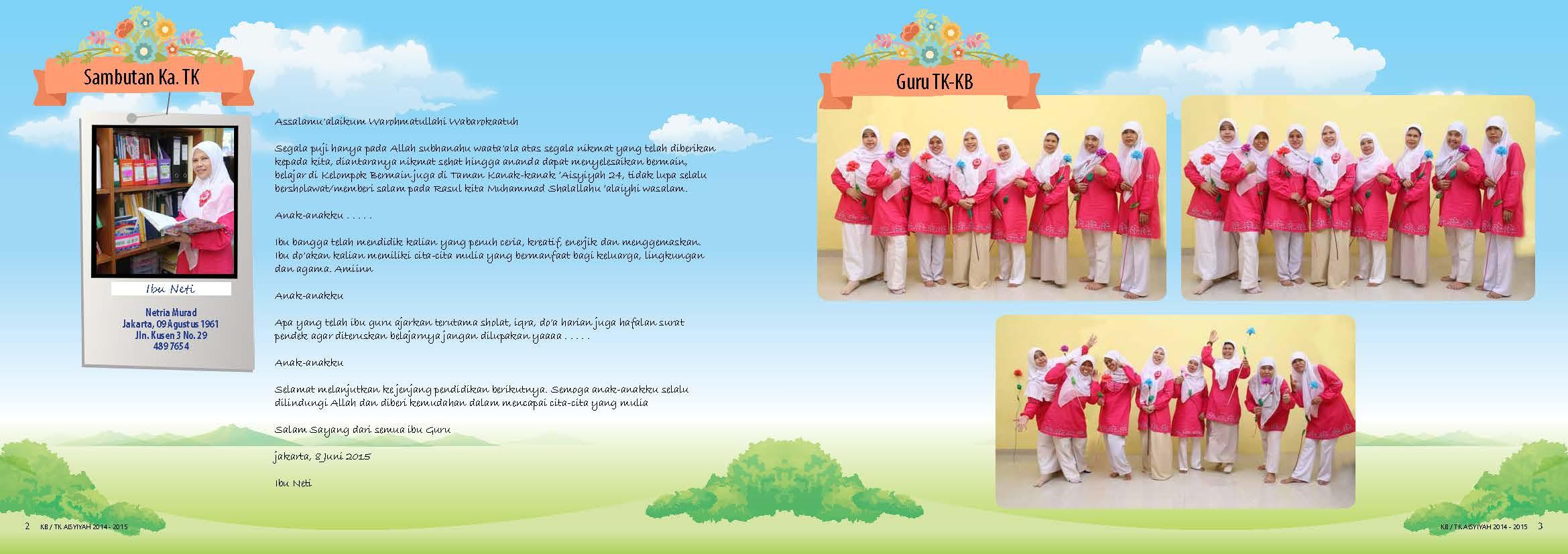 Album Kenangan TK Aisyiyah 2014-2015- (3)