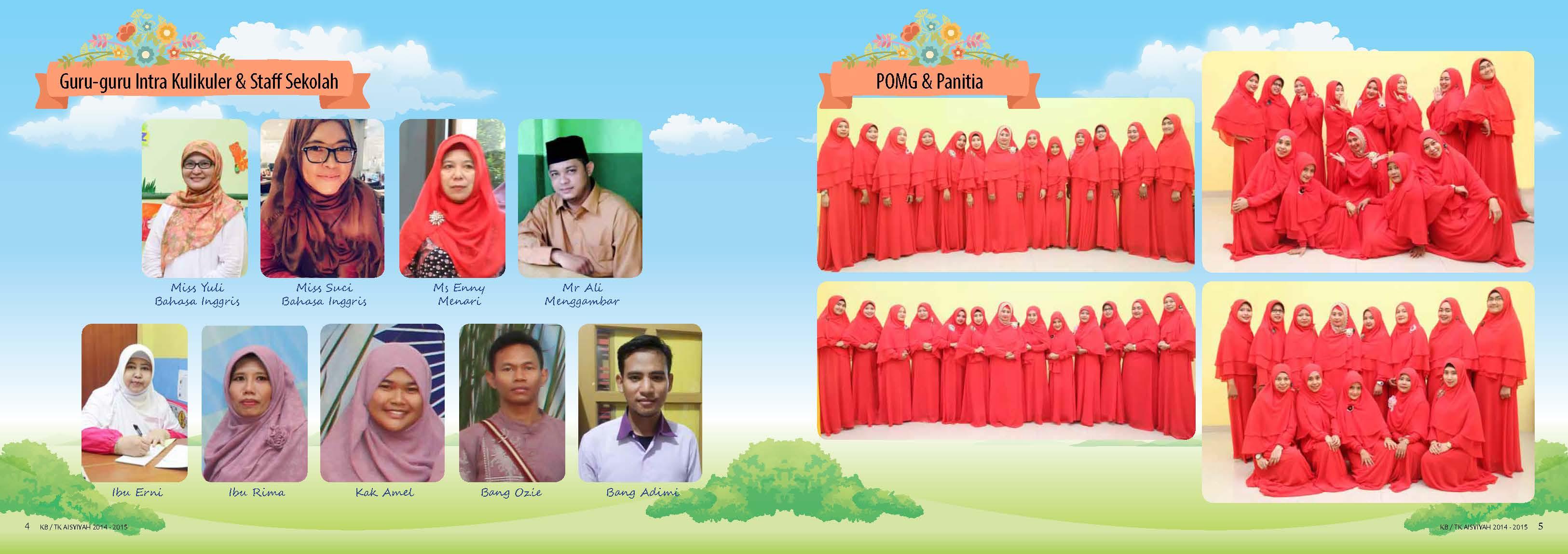 Album Kenangan TK Aisyiyah 2014-2015- (4)