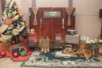 Tradisional Jawa dalam Acara Natal 2017
