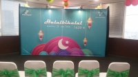 Dekorasi / Backdrop Fit 2,5X4meter