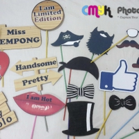 Properti Photobooth by CMYK Photobooth