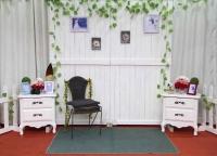 Dekorasi Simple Photobooth by CMYK