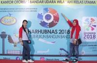 Harhubnas 2018 Otoritas Bandara