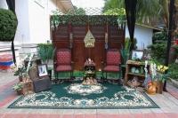 Dekorasi Photobooth Tradisional Jawa klasik by CMYK