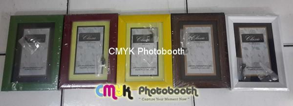 Frame Photo 4R CMYK Photobooth